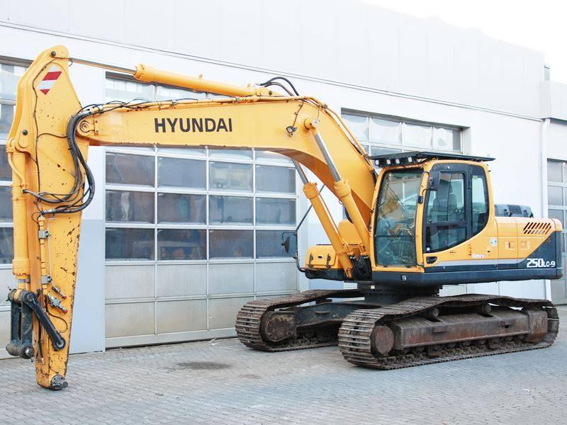 HYUNDAI R 250