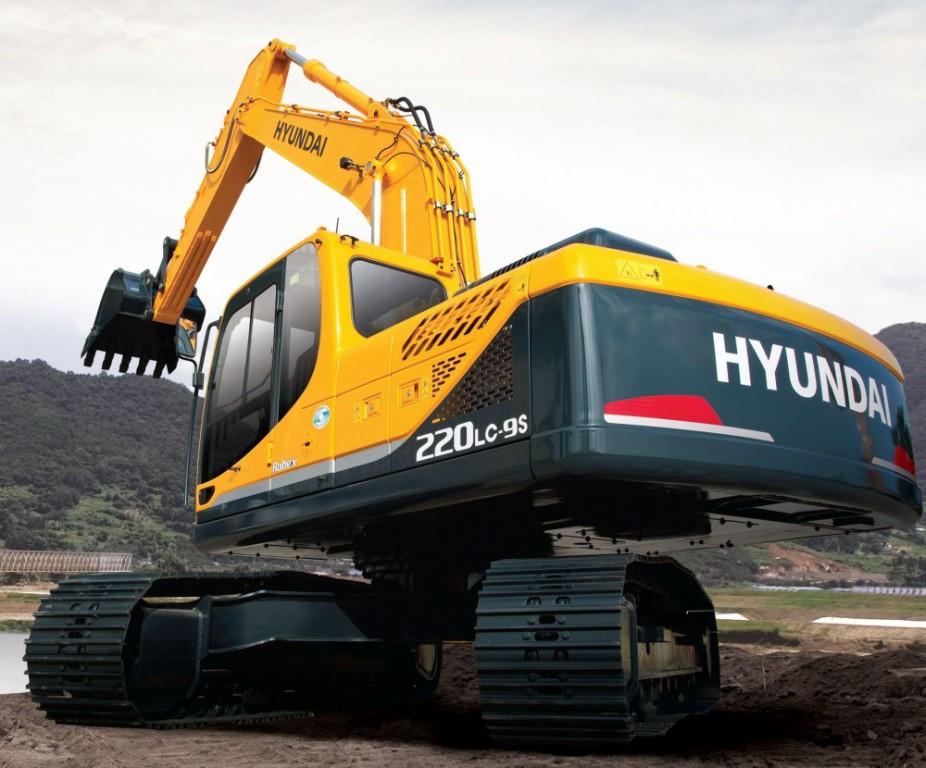 Hyundai R220LC-9SH